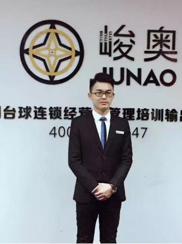 周楚峰-运营部总监